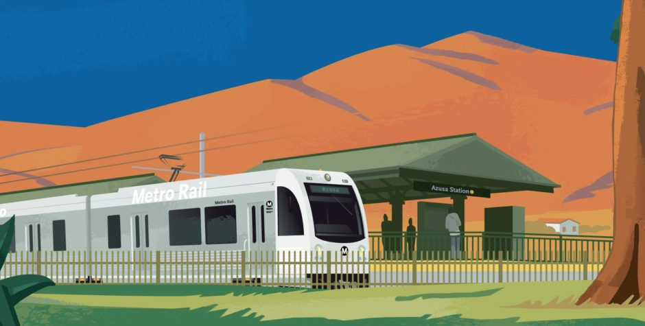 Metro Gold Line Expansion Project